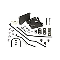 Hurst 3737131 Shifter Installation Kit - Natural, Steel, Direct Fit