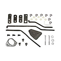 3737437 Shifter Installation Kit - Natural, Steel, Direct Fit