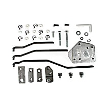 3737637 Shifter Installation Kit - Natural, Steel, Direct Fit