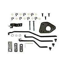 Hurst 3737638 Shifter Installation Kit - Natural, Steel, Direct Fit