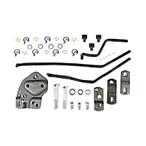 3737834 Shifter Installation Kit - Natural, Steel, Direct Fit