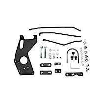 Hurst 3737919 Shifter Installation Kit - Natural, Steel, Direct Fit