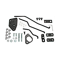 Hurst 3738605 Shifter Installation Kit - Natural, Steel, Direct Fit