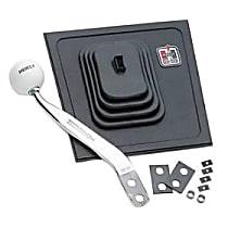 5380036 Shifter Stick - Chrome, Steel, Upper Stick, Direct Fit, Kit