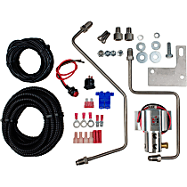 Hurst 5671517 Brake Line Lock - Direct Fit