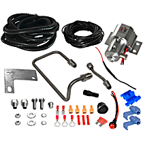 Hurst 5671519 Brake Line Lock - Direct Fit