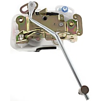 Door Handle Latch - Front, Driver Side, Direct Fit, Sold individually