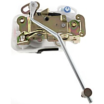 Replacement Door Handle Latch - H464922 - Front, Driver Side, Direct Fit, Sold individually