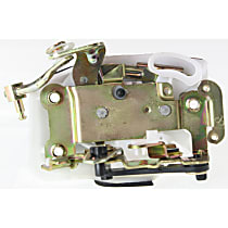Door Handle Latch - Rear, Driver Side, Direct Fit, Sold individually