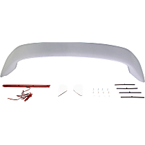 Replacement H611130 Spoiler - Primed, Plastic, Direct Fit, Sold individually