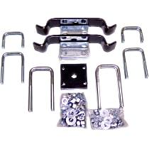 25301 Helper Spring Mounting Kit - Direct Fit, Kit