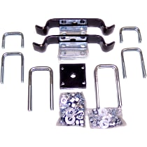 Helper Spring Mounting Kit - Direct Fit, Kit