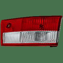 Sedan, Passenger Side, Inner Tail Light, With bulb(s) - (Except Hybrid Model)