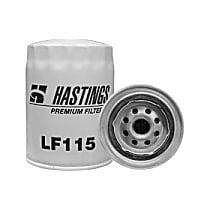 LF115 Oil Filter - Canister, Direct Fit, Sold individually