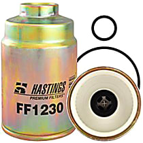 Hastings FF1230 Fuel/Water Separator Filter - Spin-on, Direct Fit
