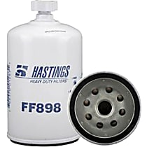 Hastings FF898 Fuel/Water Separator Filter - Spin-on, Direct Fit