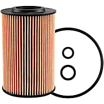 LF674 Oil Filter - Cartridge, Direct Fit, Sold individually