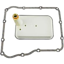 TF196 Automatic Transmission Filter - Direct Fit, Sold individually