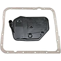 TF204 Automatic Transmission Filter - Direct Fit, Sold individually