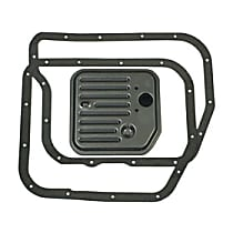 Hastings TF155 Automatic Transmission Filter - Direct Fit, Sold individually