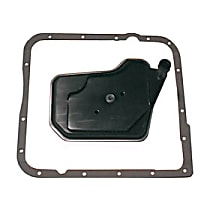 Hastings TF156 Automatic Transmission Filter - Direct Fit, Sold individually