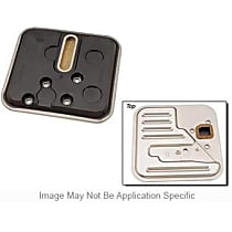 Hastings TF191 Automatic Transmission Filter - Direct Fit, Sold individually