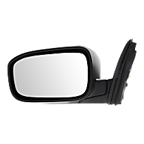Mirror - Driver Side, Power, Folding, Paintable, For US Or Japan Built Sedan