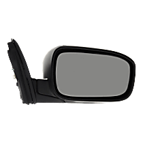 Mirror - Passenger Side, Power, Folding, Paintable, For US Or Japan Built Sedan