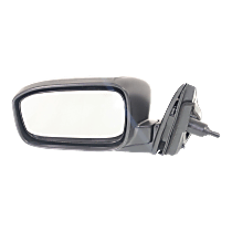 Mirror - Driver Side, Folding, Paintable, For US Built Sedan