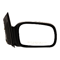 Mirror - Passenger Side, Light Textured, For Coupe