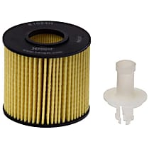 E1024HD234 Oil Filter - Cartridge, Direct Fit, Sold individually
