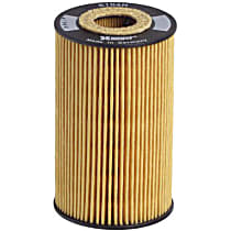 E104HD43 Oil Filter - Cartridge, Direct Fit, Sold individually