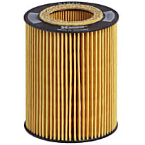 E106HD34 Oil Filter - Cartridge, Direct Fit, Sold individually