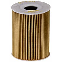 E113HD235 Oil Filter - Cartridge, Direct Fit, Sold individually
