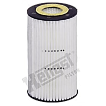 E11H02D155 Oil Filter - Cartridge, Direct Fit, Sold individually