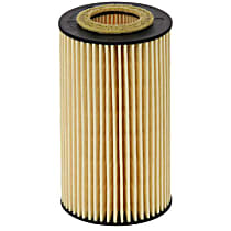 E11HD204 Oil Filter - Cartridge, Direct Fit, Sold individually