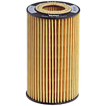 E11HD57 Oil Filter - Cartridge, Direct Fit, Sold individually