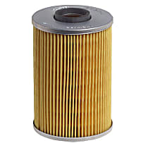 E128HD24 Oil Filter - Cartridge, Direct Fit, Sold individually
