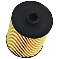 E136HD10 Oil Filter - Cartridge, Direct Fit, Sold individually