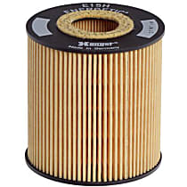 E15HD58 Oil Filter - Cartridge, Direct Fit, Sold individually