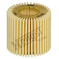 E210HD228 Oil Filter - Cartridge, Direct Fit, Sold individually