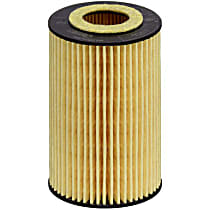 E237HD331 Oil Filter - Cartridge, Direct Fit, Sold individually