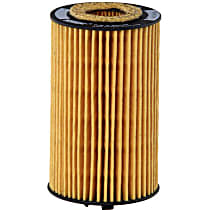 E611HD122 Oil Filter - Cartridge, Direct Fit, Sold individually