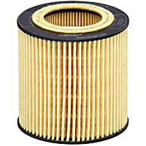 E61HD215 Oil Filter - Cartridge, Direct Fit, Sold individually