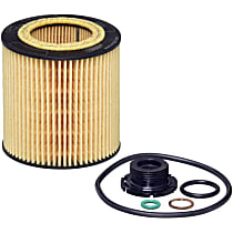 E61HD258 Oil Filter - Cartridge, Direct Fit, Sold individually