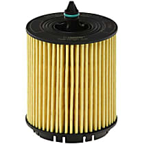 E630H02D103 Oil Filter - Cartridge, Direct Fit, Sold individually