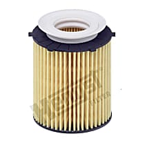 E818HD238 Oil Filter - Cartridge, Direct Fit, Sold individually