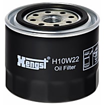 H10W22 Oil Filter - Spin-on, Direct Fit, Sold individually