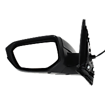 Mirror Non-Heated - Driver Side, Paintable
