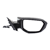 Mirror Non-Heated - Passenger Side, Paintable
